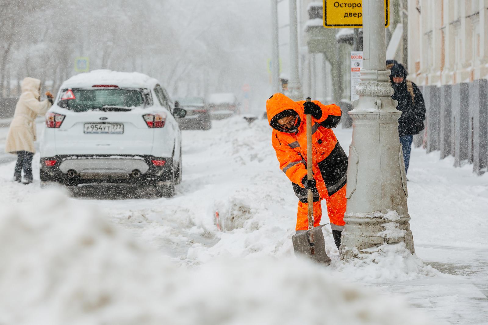Россиян предупредили о приближении малого ледникового периода