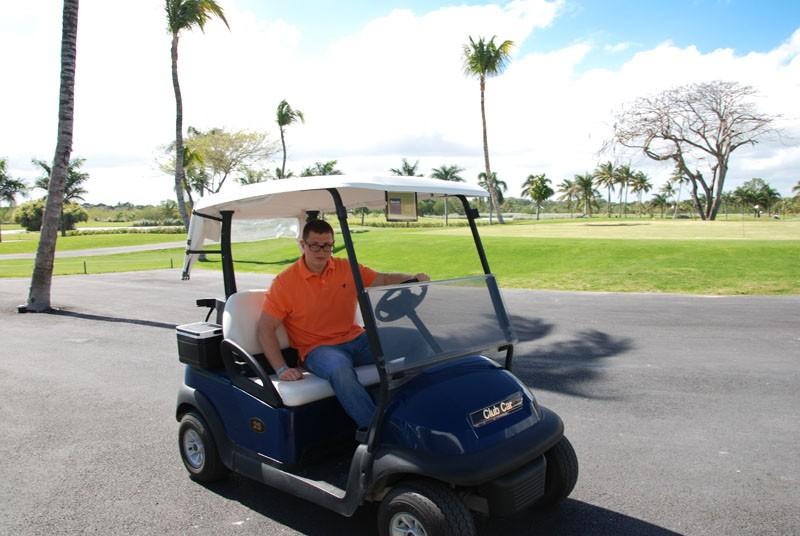 гольф-мобиль