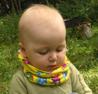 Сшить шапочку для малыша