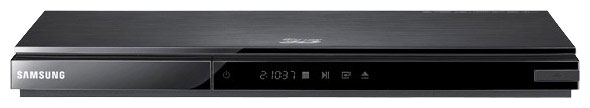 Blu-ray проигрыватель SAMSUNG с поддержкой 3D
