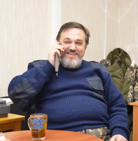 03.12.14. Ватник - Дмитрий Бояркин