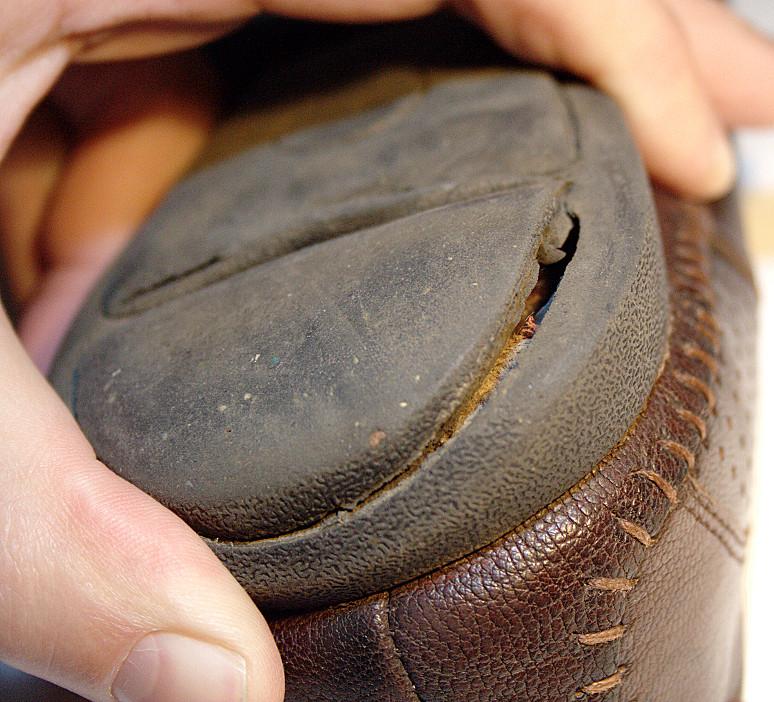 фотографии брака обуви как