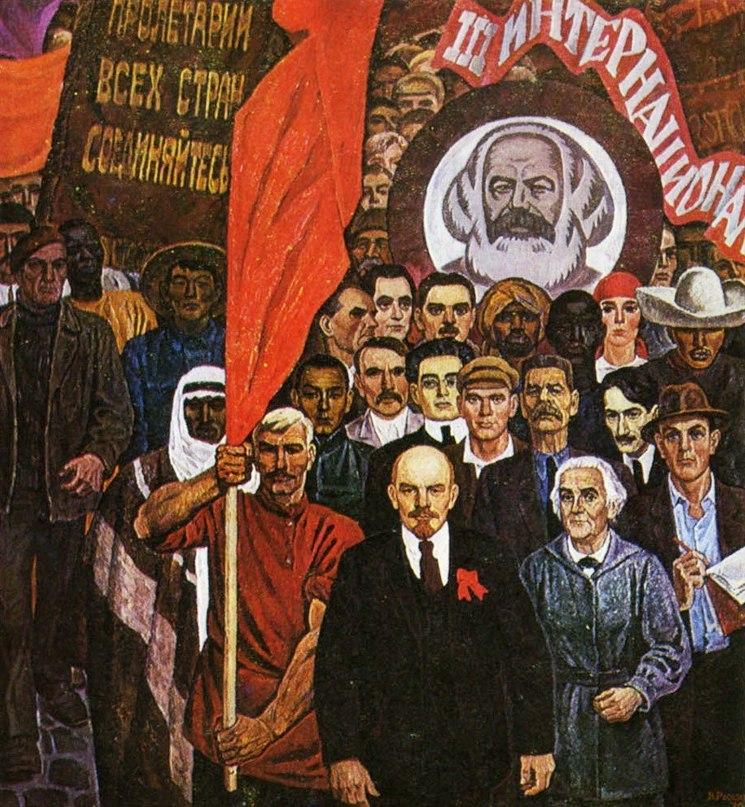 Однако, вместо облегчения классовой борьбы, в ведущих капиталистических странах