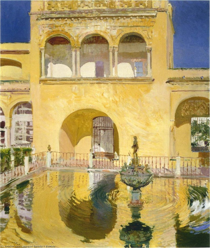 Joaquin_sorolla_y_bastida-the_alcazar_at_seville