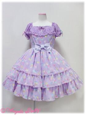 Angelic Pretty - Sugar Hearts OP