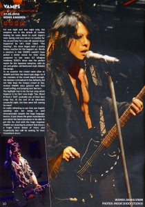 INSIDE SHOCK ISSUE 009 - 04 - VAMPS