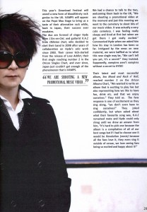 INSIDE SHOCK ISSUE 009 - 08 - VAMPS