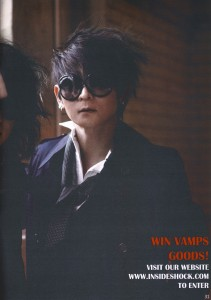 INSIDE SHOCK ISSUE 009 - 10 - VAMPS