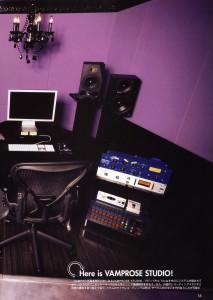 SOUND DESIGNER 2014.09 - 12 - VAMPS