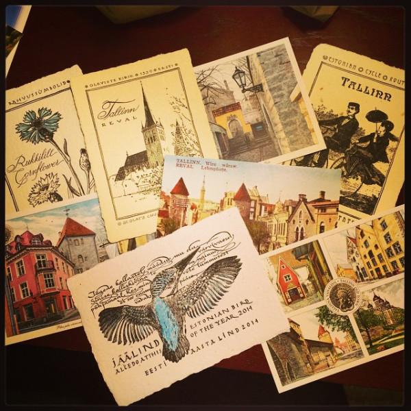 Postcards_Tallinn