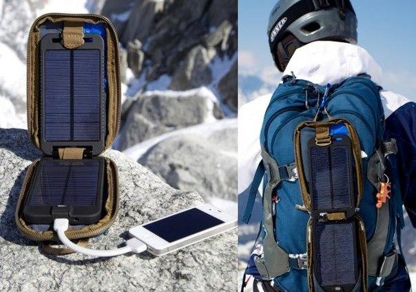 солнечне батареи с USB
