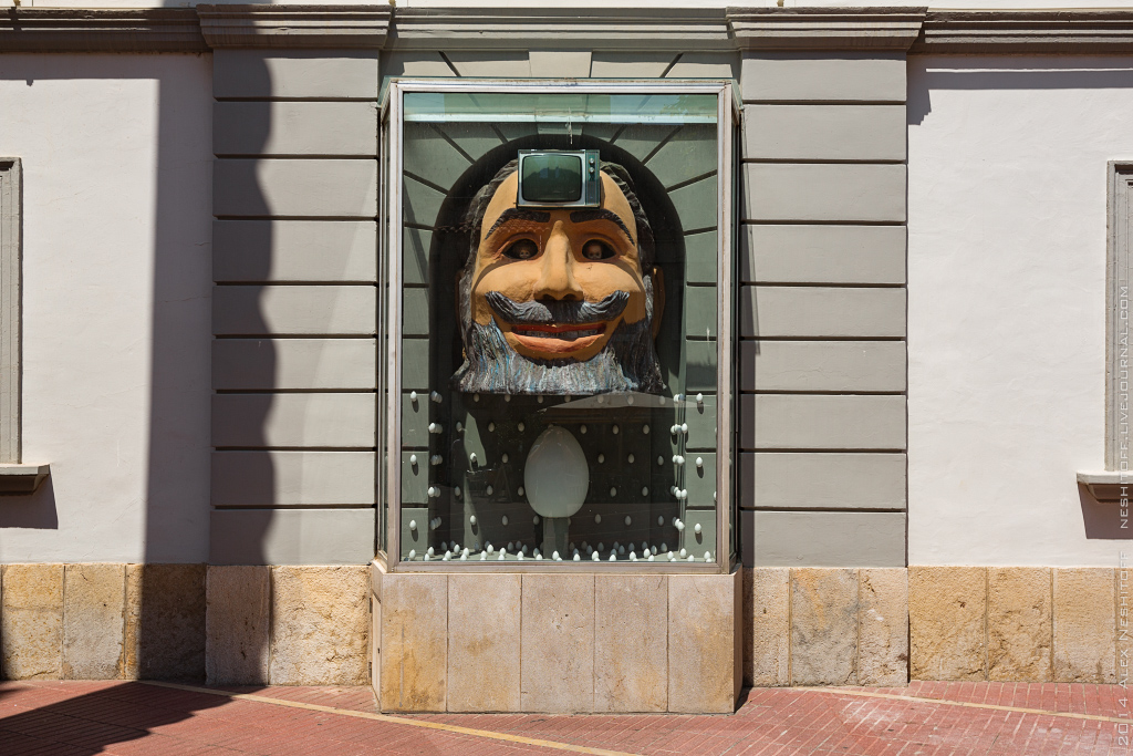 2014-Spain-Figueres-Museum of Salvador Dali-006