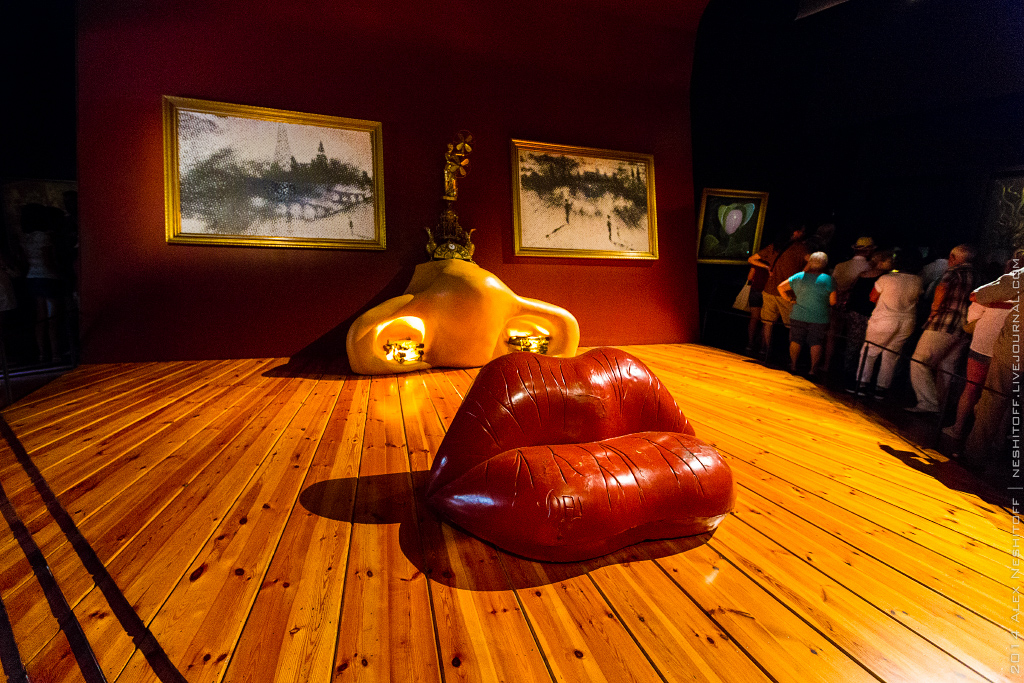 2014-Spain-Figueres-Museum of Salvador Dali-017