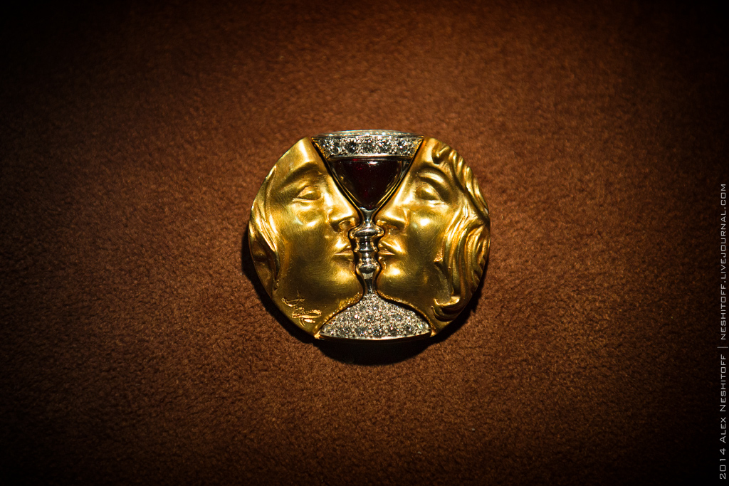 2014-Spain-Figueres-Jewelry of Salvador Dali-013