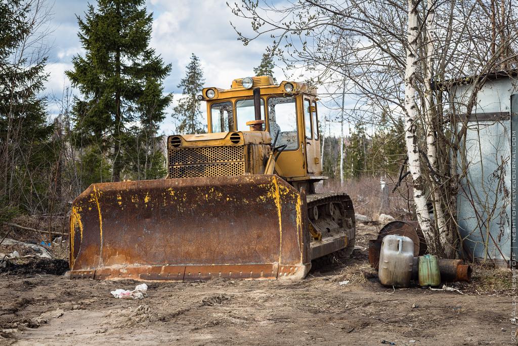 Как добывают гранит в России