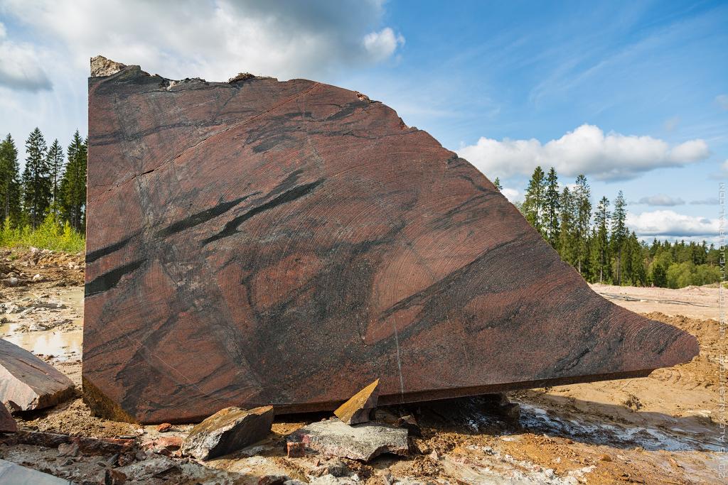 картинки месторождения гранита