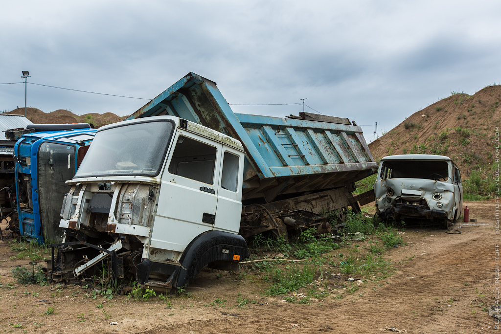 2014-Russia-Novgorodskaya obl-Old Quarry-019