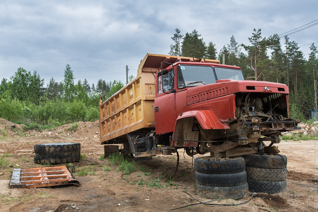 2014-Russia-Novgorodskaya obl-Old Quarry-021