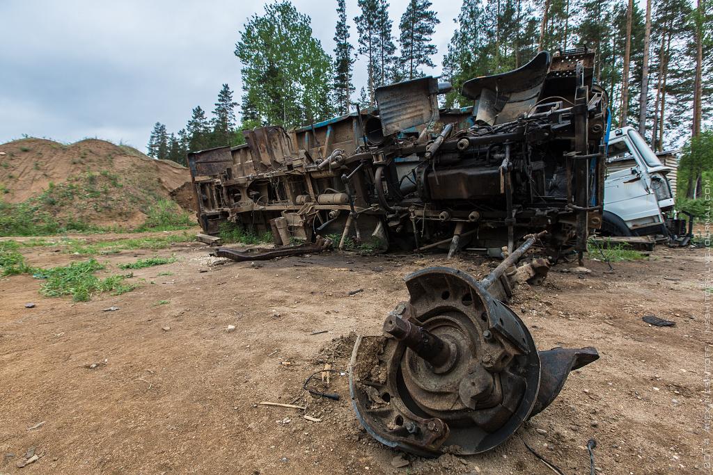 2014-Russia-Novgorodskaya obl-Old Quarry-012