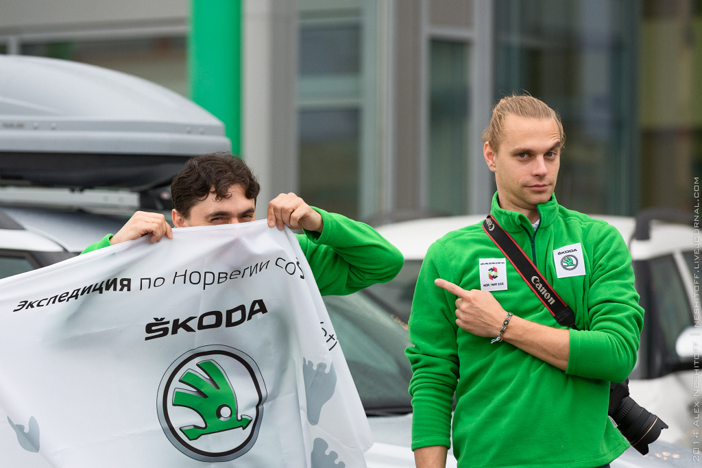 2014-Russia-Saint-Petersburg-Norway Skoda-007