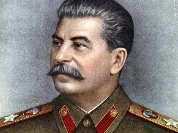 И.В.Сталин. Изображение из открытых источников
