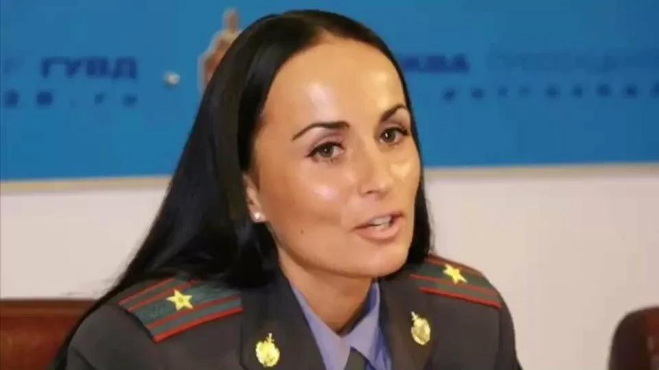 Генерал-майор МВД Ирина Волк
