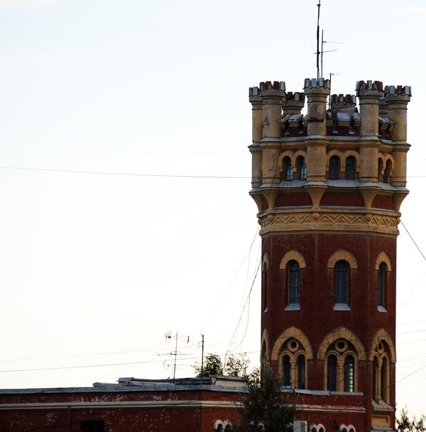 +башня