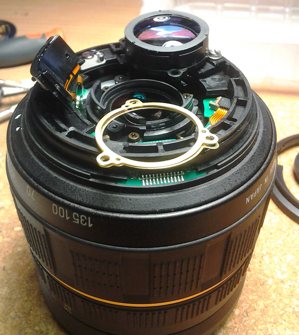 Canon ef 24-70mm f/28l ii usm
