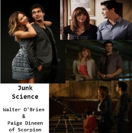 Paige och Walter dating