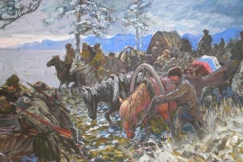 Шалунов К.Е. Последний поход генерала Каппеля