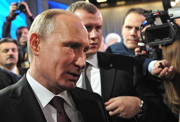 президент россии новости