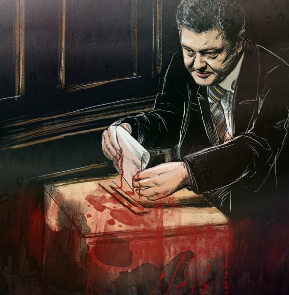САЙТ. Украина  выборы порошенко