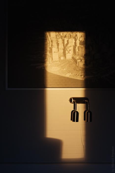 03.01.17 - Комната и закат