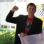 Фашист член комсомола Молдовы Павел Григорчук