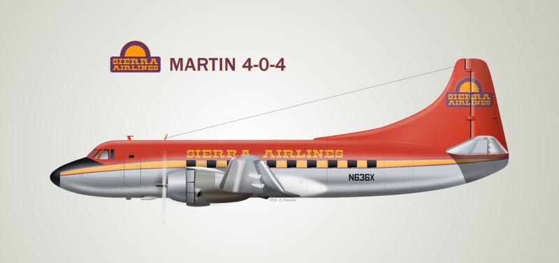 Martin 4-0-4