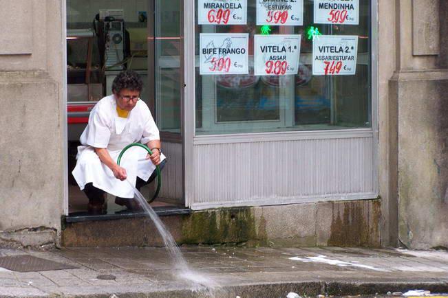 Street wash