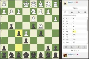 100 игр любителя | впечатления от шахматного мегаресурса