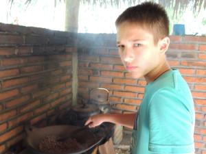 Прожаривать кофе поручают самым ответственным