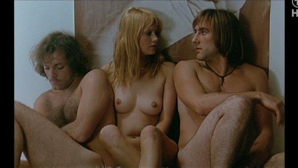 Вальсирующие. 1974г. Это, наверное, по-французски