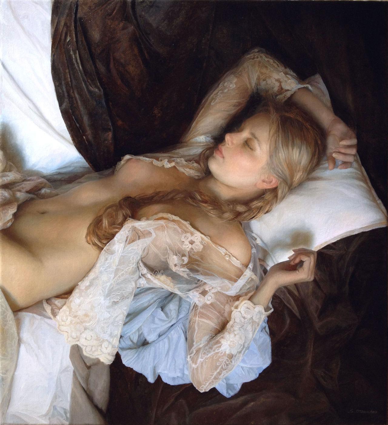 Русский художественный эротика 22 фотография