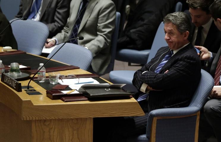 Постоянный представитель бандеровцев в ООН
