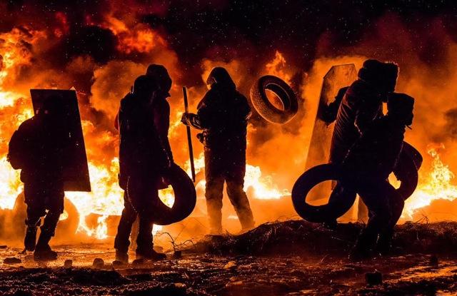 Ukraine- просто уменьшить количество людей