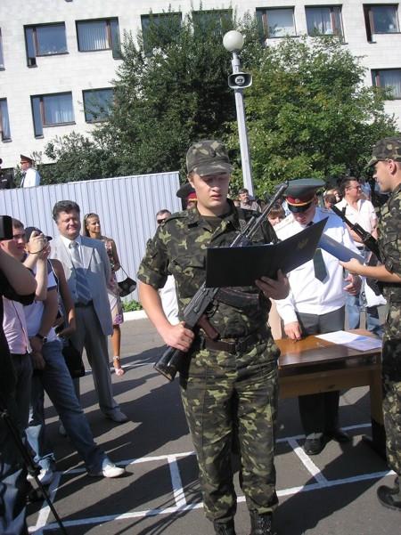 Алексей Петрович Порошенко - участник АТО