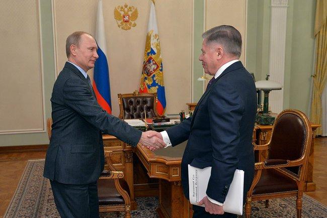 Путин НАШЕЛСЯ