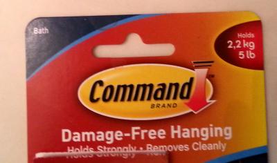 bath command strips