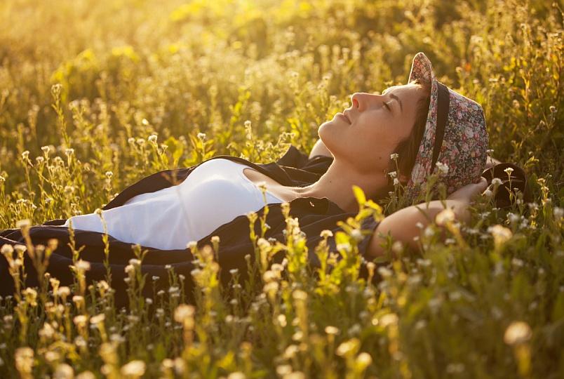 Самое простое и безобидное средство для снятия симптомов стресса бессонницы и нервного напряжения