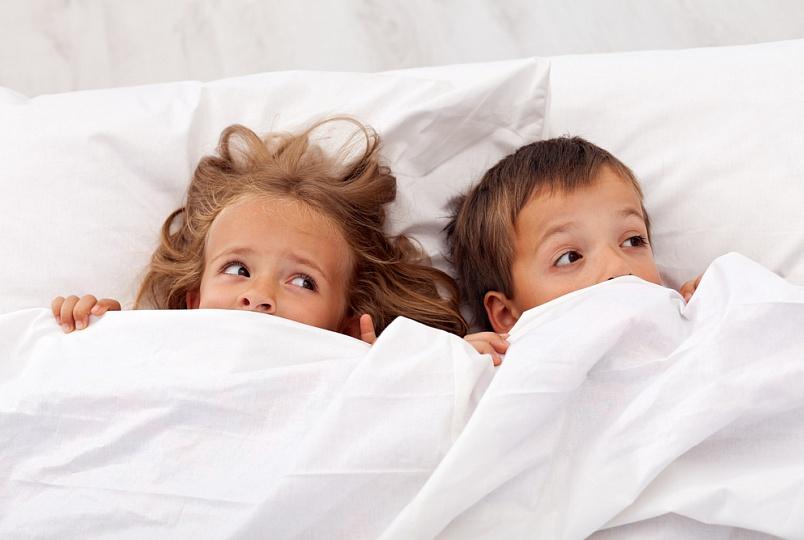 Как помочь ребенку, испытывающему страх