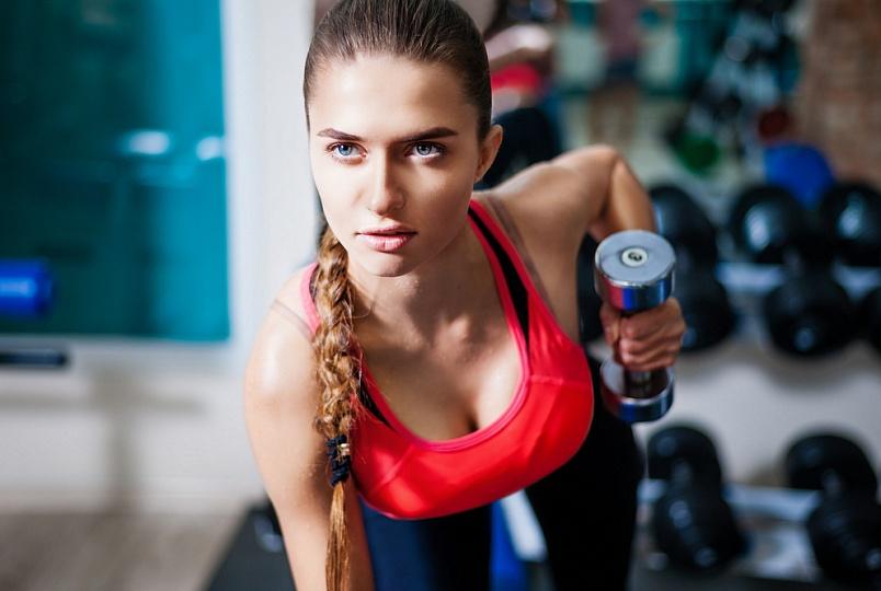 Чтобы занятия спортом были эффективными человеку необходима мощная мотивация