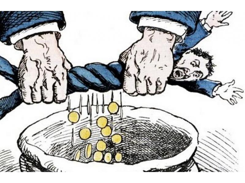 Чиновники соревнуются в изобретении новых налогов