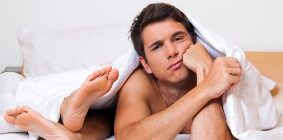 Долгое отсутствие секса у мужчины